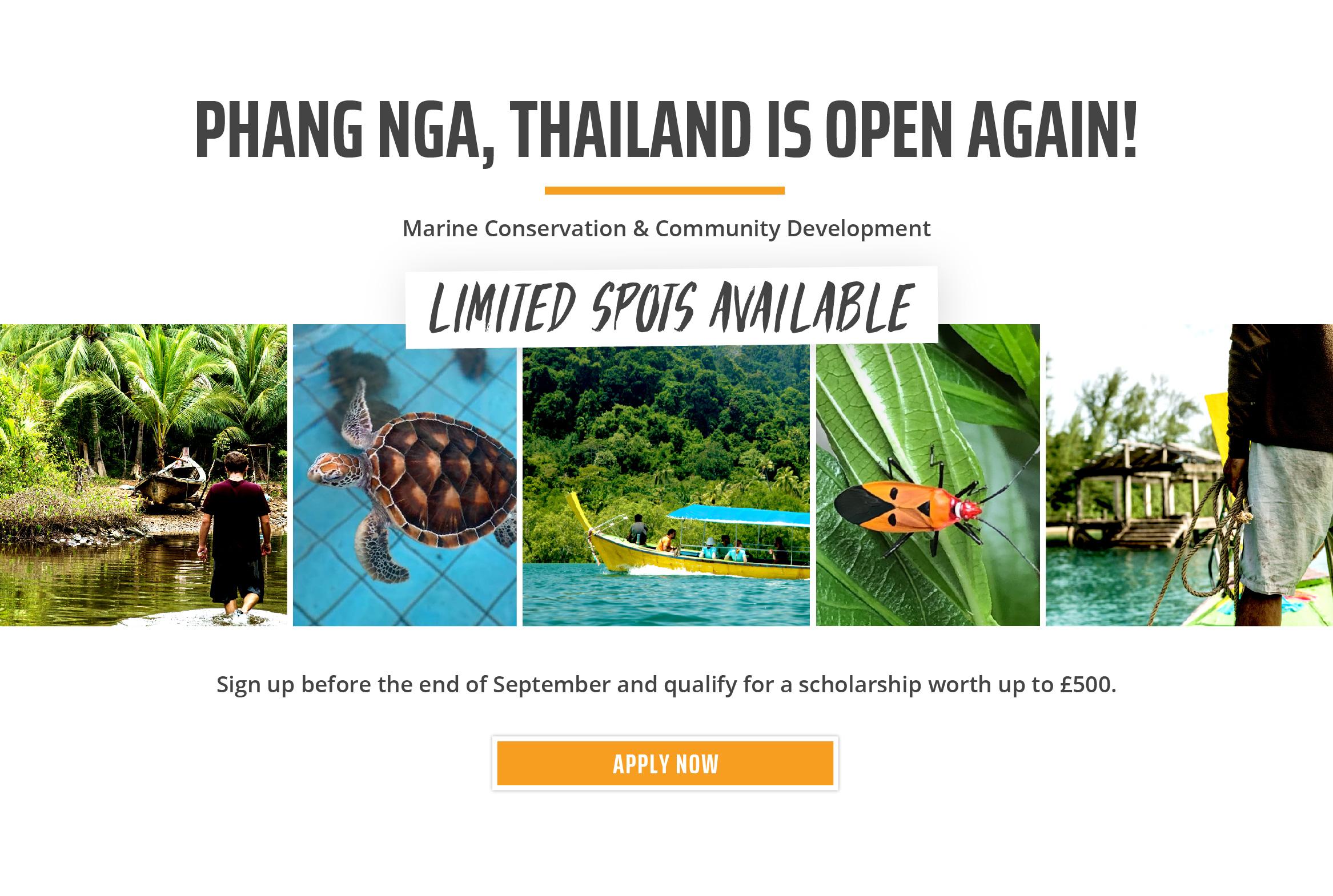 UK Thailand Reopening