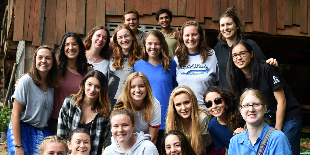become a volunteer on a gap year program with GVI